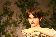 Klon Ellen jaeger od Shingeki żadny Kyojin Zdjęcia Stock