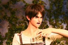 Klon Ellen jaeger od Shingeki żadny Kyojin Obrazy Royalty Free