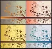 klon liści abstrakcyjne tło Fotografia Royalty Free
