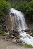 Klondike Waterfall Stock Photo