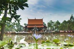 Klong 11 φίδι ναών Στοκ Φωτογραφίες