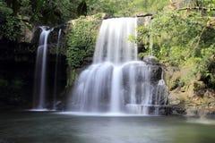 Klong Chao waterfall Stock Photos