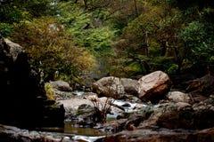 Klong Lan Waterfall images stock