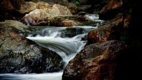 Klong Lan Waterfall photographie stock