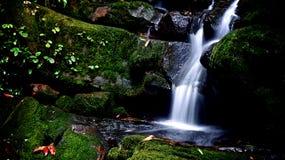 Klong Lan Waterfall Stock Photos