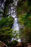 Klong Lan Waterfall Royalty Free Stock Photography