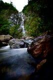 Klong Lan Waterfall Royalty Free Stock Images