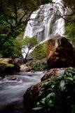 Klong Lan Waterfall Royalty Free Stock Image