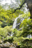 Klong Lan Waterfall. National Park in Thailand Royalty Free Stock Photos