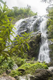 Klong Lan Waterfall. National Park in Thailand Stock Photo