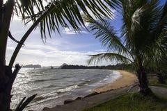Klong Muang Beach. Stock Image