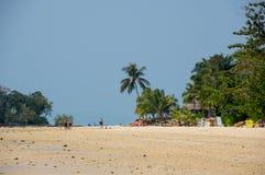 Klong Muang beach Stock Photos