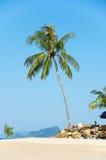 Klong Muang beach Stock Photography