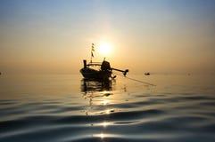 Klong Muang beach Royalty Free Stock Photo