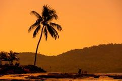 Klong Muang beach Stock Image