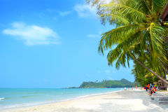 Klong Prao Beach, Koh Chang Royalty Free Stock Photos
