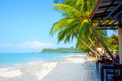 Klong Prao Beach, Koh Chang, Thailand Royalty Free Stock Image