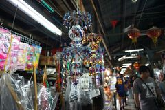 Klong Suan100 Year Old Market royalty free stock photography