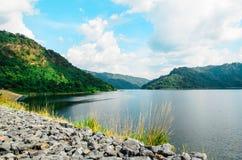 Klong Tha Dan Valley Royalty Free Stock Images