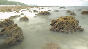 Klong tob beach Royalty Free Stock Photography