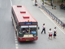 191 Klongchan -商业部 免版税图库摄影