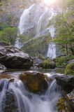 Klonglan瀑布 库存照片