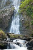 Klonglan Waterfall in Kampangpet Stock Photo