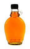 klonowy butelka syrop obraz royalty free