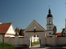 Klooster Royalty-vrije Stock Foto