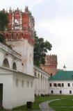 Klooster 14 van Novodevichy stock fotografie