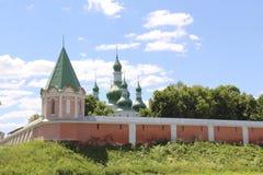 Klooster Royalty-vrije Stock Afbeelding