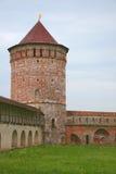 Klooster 2 van Suzdal Stock Afbeelding