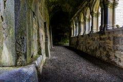 Klooster 1 Royalty-vrije Stock Afbeelding