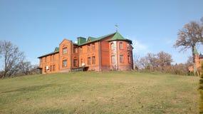Klooster Royalty-vrije Stock Foto's