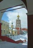 Klooster. Stock Afbeeldingen