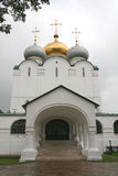 Klooster 7 van Novodevichy stock afbeeldingen