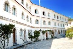 Klooster 9 Royalty-vrije Stock Foto