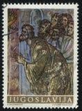 Klooster Apostols Stock Afbeeldingen