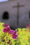 Klooster Arequipa, Peru Stock Afbeeldingen