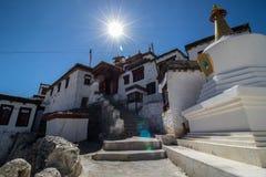 Klooster | Boeddhisme stock fotografie