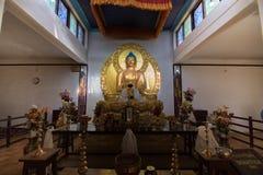 Klooster | Boeddhisme royalty-vrije stock foto's