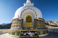Klooster | Boeddhisme stock afbeelding