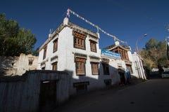 Klooster | Boeddhisme stock foto