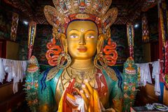 Klooster | Boeddhisme royalty-vrije stock foto