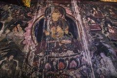 Klooster | Boeddhisme royalty-vrije stock fotografie