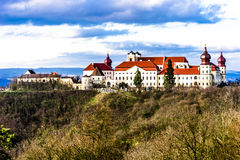 Klooster Göttweig Stock Afbeelding