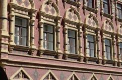 Klooster hoog-Petrovsky Stock Afbeelding
