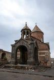 Klooster Khor Virap, Kerk van Heilig Virgin Royalty-vrije Stock Afbeeldingen