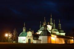 Klooster Klokoty, Tabor, Tsjechische republiek royalty-vrije stock afbeeldingen