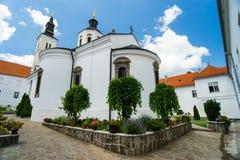 Klooster Krushedol Stock Afbeeldingen